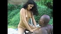 Lexington Steele Vs. Milena Santos (Brazilian B...