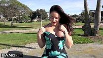 Real MILFs - Latina MILF Sheena Ryder twerks on...