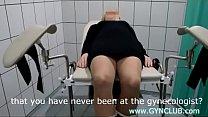 Gyno exam blonde