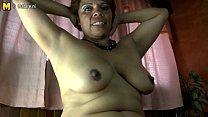 pussy hairy mom mature latina Amateur