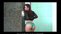 Stunning tight ass redhead Karlie Montana cums ...
