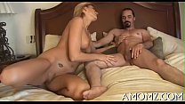 This babe can't live without cock in mouth and ...