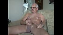 Velhote pauzudo ( big cock old man )