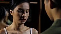 คลิปคนไทยหนุ่มหื่นแอบดูสาวข้างบ้านนอนเย็ดกลับผัวของเธอ