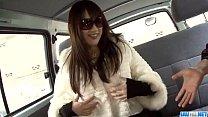 หนัง AVเธอคนนี้ขายตัวผ่านแอพหาคู่มาเย็ดกับหนุ่มที่จ้างเธอมาบนรถที่เบาะหลัง