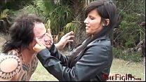 Bare Fist, Broken Teeth - Cruel Mikaela and Dea...
