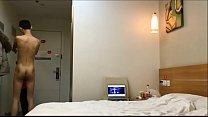 แฟนสาวมาหาที่ห้องงานนี้ผู้ชายถอดผ้ารอเลย แล้วเอากันในห้อง