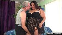 Fatty Lorelai Givemore gets sensual massage - Download mp4 XXX porn videos