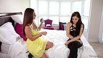The Groupie Stepmom and Daughter - Mindi Mink, ...