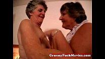Dirty old fat lesbian couple Thumbnail