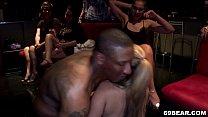 horny girls enjoy male stripper party