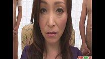 JAVญี่ปุ่นสาวรุ่นใหญ่เธออยากเสียวเลยจัดให้ เจอควยใหญ่เข้าไปสงสัยหีบานเป็นเดือนๆ