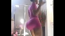Big Booty Girl Twerking Thumbnail