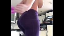 Get behind my 47 inch big phat ass make that bo... Thumbnail