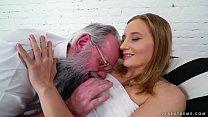 Grandpa and her much younger girlfriend - Kiki ...