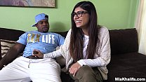 Mia Khalifa Tries A Big Black Dick (mk13775)