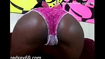 black hood ghetto Big ass ebony tease 2