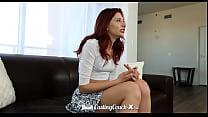 CastingCouch-X - Redhead Ashlynn Molloy with lo...