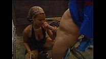 Hardcoe Sex on Trailer - German Porn thumb