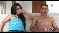 Sweet latina teen Sara Romero 52