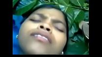 indian ladki in jungle outdoor schoolgirl fucke...