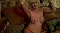 russian blonde milf rimma teasing