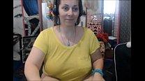 Mature Scarlotta Webcam Show on - WebCamStrippe...