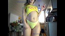 teen sexydea flashing boobs on live webcam