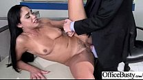Big Juggs Girl Enjoy Hard Style Sex In Office m...