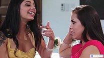Alina Lopez - Two Lesbian Scene in One feat. Gi...