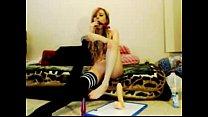 webcam on masturbating girl emo Blonde