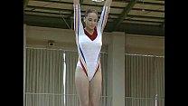 Corina - Topless Gymnastics Thumbnail