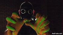Asa Akira Zombie Anal Creampie
