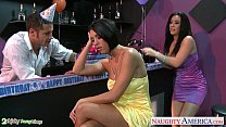 Busty babes Dylan Ryder and Jayden Jaymes shari... Thumbnail