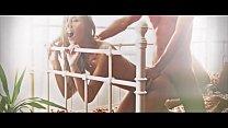 Hot Asian teen pornstar Mona Kim swallows and rides his enormous cock