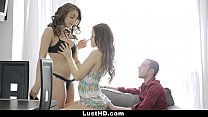 LustHD - Threesome!