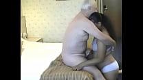 Old man licks and fucks a busty BBW-yourubb.com