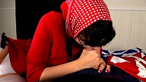Slutty Red Riding Hood Blowjob thumb