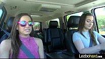 Lovely Amateur Lez Girls (Dani Daniels & Abigai...