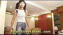 สาวไทยหีไร้ขน เธอทำงานเป็นไซด์ไลน์ตอนปิดเทอม