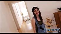 Tiny Teen Lucie Cline Fucked POV