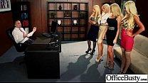 Office Hard Intercorse With Busty Slut Girl (courtney nikki nina summer) mov-08