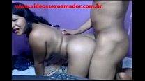 Morena gritando de dor no sexo anal - www.video...