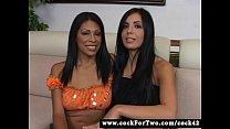 Latina Cassandra Cruz vs Mexican Lorena Sanchez...