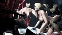 Tekken Request futa on Female wonder woman Thumbnail