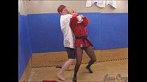 black tights and judo gi 2