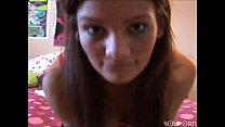 MorganaSex88 , Camgirl che si spoglia in Webcam...