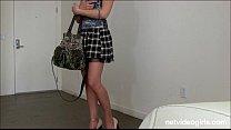 begs legs long mile with amateur Blonde