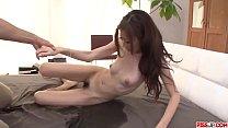 Kaori Maeda gives head before having her bush d...