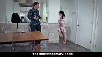 ExxxtraSmall - Tiny Teen Gets Tight Little Pussy Fucked